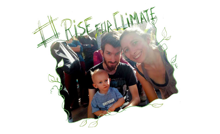 photo au rise for climate par yakabee